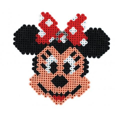 Minnie Mouse i perler