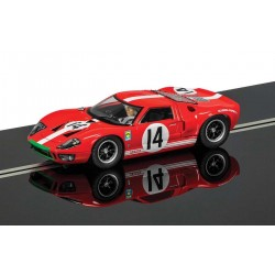 Ford GT40. Le Mans 1966. nr. 14 Sutcliffe/Spoerry. C3630