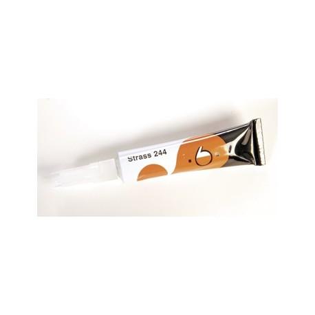 Smykkelim, Strass 244, 20 ml, tyndflydende