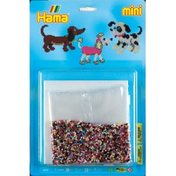 Hunde - HAMA Mini perler