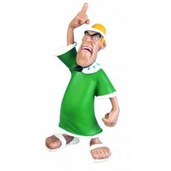 Criminalis, flot, dekoreret figur fra Asterix, samlerobjekt