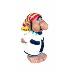 Linealis, flot, dekoreret figur fra Asterix, samlerobjekt