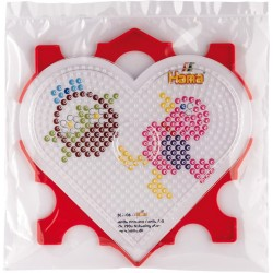 Rammepakke, hjerteplade med multiramme og mønstre