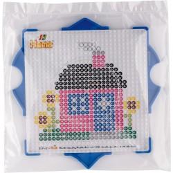 Rammepakke, firkantet plade med multiramme og mønstre