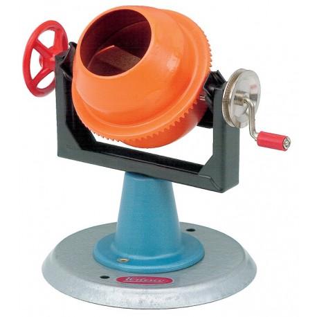 Betonblander/cementblander til dampmaskine