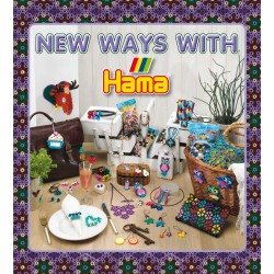 HAMA inspirationshæfte, nr 15, New Ways with Hama