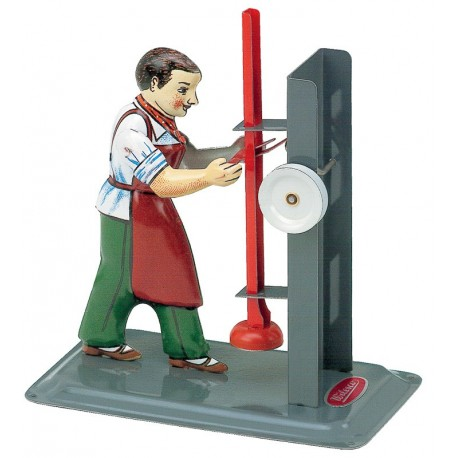 Rambuk, figurmodel til dampmaskine