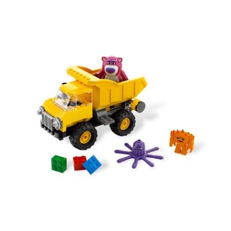 Lotsos lastbil, Lotso's Dumptruck, LEGO 7789