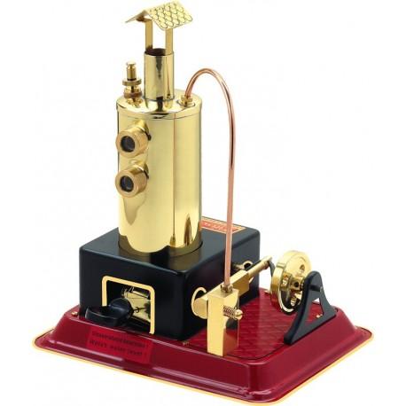 Dampmaskine med stående kedel, Wilesco D 3, 50 ml kedel
