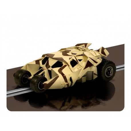 Tumbler, Batman The Dark Knight Rises, Scalextric C3333A