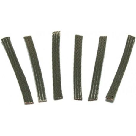 Slæbesko, braids, 6 stk, Scalextric C8075