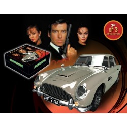 James Bond, Aston Martin DB5, Golden Eye, Lim.Ed., Scalextric C3163A