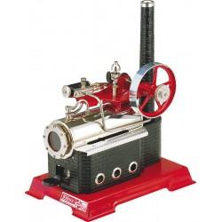 Dampmaskine, Wilesco D 14, 250 ml kedel