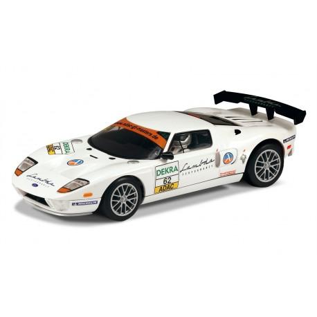 Ford GT-R, hvid nr. 62, Lambda Performance, Scalextric C3290