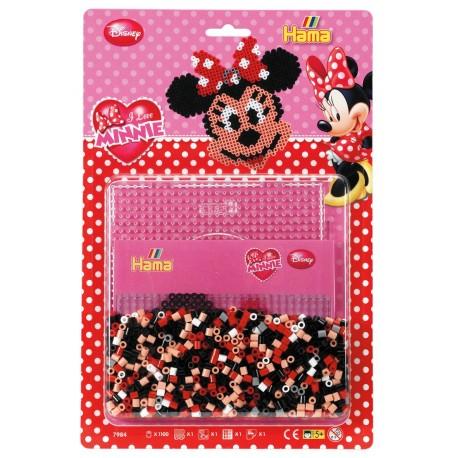 Disney Minnie Mouse, 1100 HAMA midi perler