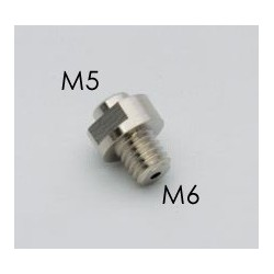 Adapter M5/M6, Wilesco 01533