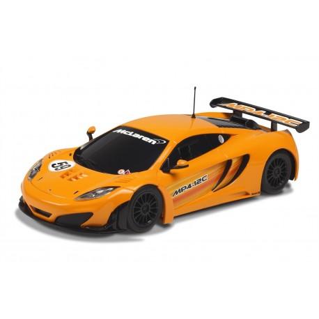 McLaren MP4-12C GT3, orange nr. 59, Scalextric C3281