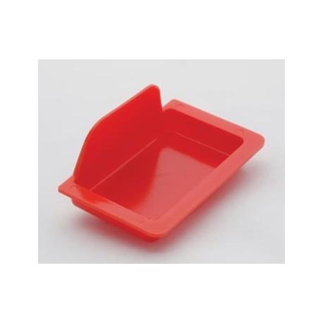 Kondensskål til dampmaskine D 24, rød, Wilesco 01623