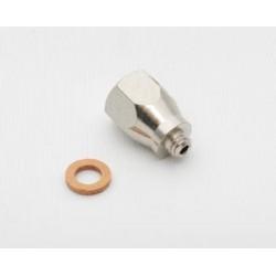 Smørenippel, olieskrue til dampmaskine D 455, D 52. Wilesco 01509