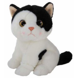 Kat, sort og hvid, Wild Watcher