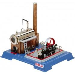 Dampmaskine, Wilesco D 16, 250 ml kedel