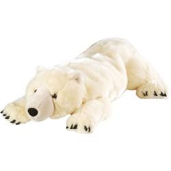 Isbjørn, kæmpe tøjdyr
