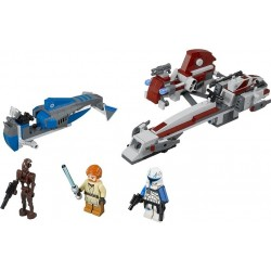 BARC Speeder med sidevogn. LEGO Star Wars 75012.