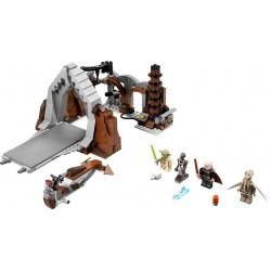 Duel på Geonosis. Attack of the Clones. LEGO Star Wars 75017.
