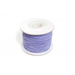 Lilla elastiksnor til smykker. 25 m, 1,2 mm i diameter.