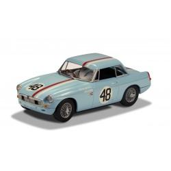 MGB, lyseblå nr. 48, Sebring 1964, Scalextric C3312