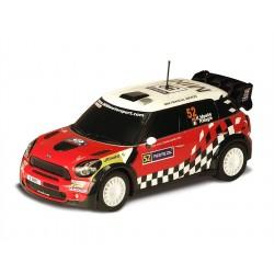 BMW Mini, Countryman WRC, nr. 52, Meeke og Nagle, Scalextric C3285