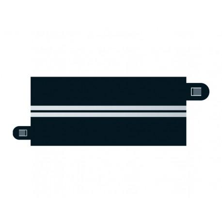 Lige banestykker, enkeltbane, 175 mm, 4 stk, Scalextric