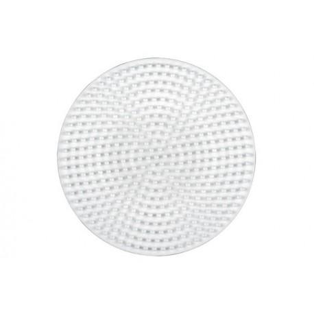 Stiftplade, rund, 11,5 cm, HAMA Midi perler