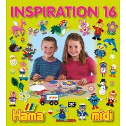 HAMA inspirationshæfte, nr 16. Midi.