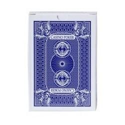 Spillekort: Casino Poker. Pokerkort med 3 jokere.