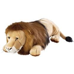 Løve, kæmpe tøjdyr