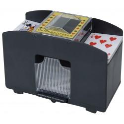 Kortblandemaskine fra 1 til 4 spil kort