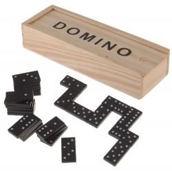 Domino i trææske