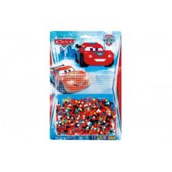 Disney Cars, Lynet McQueen, Ice Racers, 1100 HAMA midi perler
