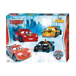 Disney Cars: Lynet McQueen, Max Schnell, Miguel Camino, Ice Racers