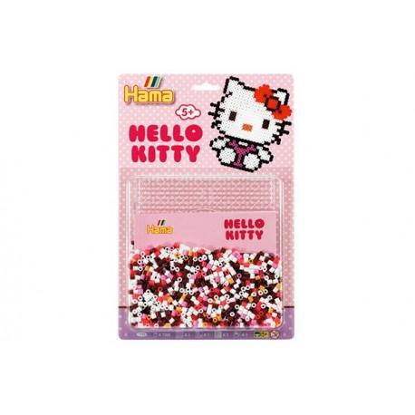 Hello Kitty, 1100 HAMA midi perler