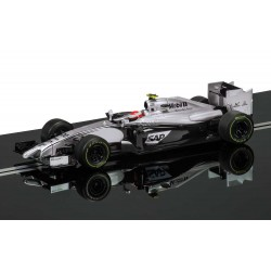 McLaren Mercedes MP4-29. Kevin Magnussen Formel 1 2014. C3665
