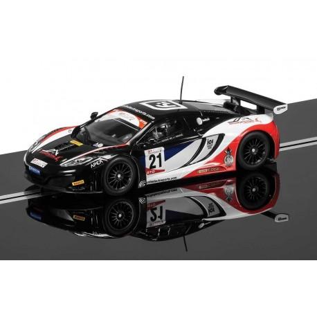 McLaren 12C GT3, Jim & Glynn Geddie. C3604