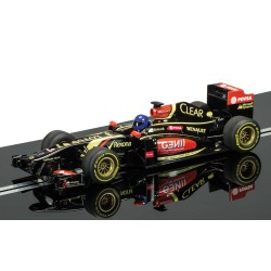 Lotus F1 Team 2014. Nr. 8 Romain Grosjean. C3518