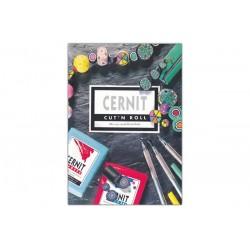 Cernit Cut'n Roll - lær den nye modellerteknik, 16 siders hæfte
