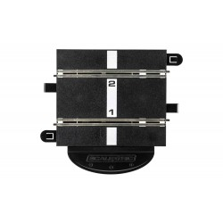 Strømskinne til spor 1 og 2, fladt strømstik. Scalextric C8545