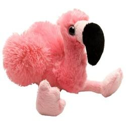 Flamingo, beanbag, 20 cm