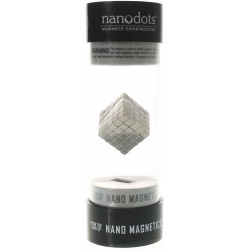 Nanodots Cubes - stærke magneter i terningform. 5 mm.
