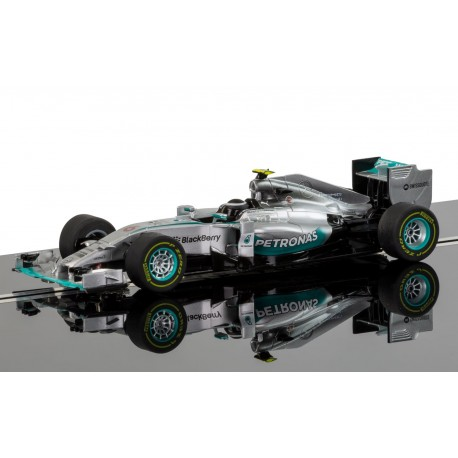 Mercedes AMG Petronas, F1 W05, Nico Rosberg 2014. C3621A
