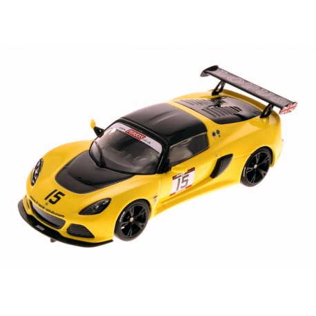 Lotus Exige V6 Cup R. Orange. Scalextric C3509